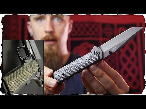 Review: Enlan EL-17 – A Folding Knife for 1911 Fans?