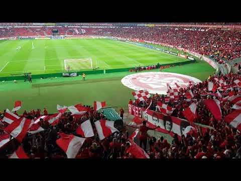 """""""GUARDA POPULAR - HOJE EU VIM TE VER (INTER 2 x 1 FLAMENGO)"""" Barra: Guarda Popular • Club: Internacional"""