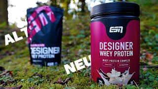 Wie gut ist das neue ESN Designer Whey? | Fitness Food Corner