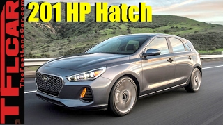 2018 Hyundai Elantra GT and Sport: Everything You Ever wanted to Know