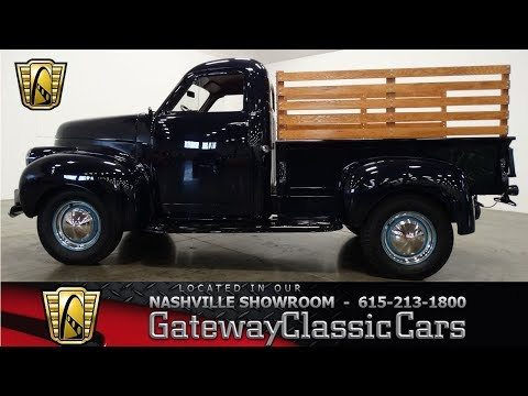 1946 Studebaker Pickup for Sale - CC-1020749