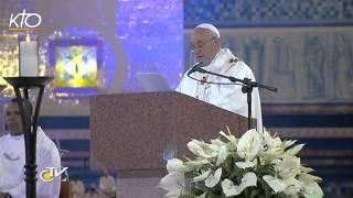 Le Pape François à Aparecida