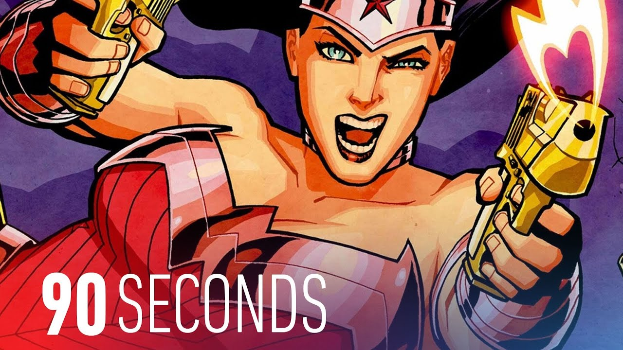 Apple, revenge porn, and Wonder Woman: 90 Seconds on The Verge thumbnail