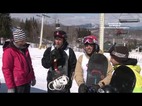 2013 Vermont Open w/Ross Powers, Josh Wylie & Tyler Emond