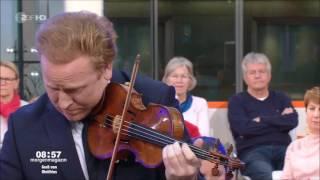 Daniel Hope - Kurt Weill: September Song - ZDF Morgenmagazin 03.03.2017