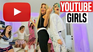 Niki And Gabi  FIRST (feat. YouTube Girls 2017)