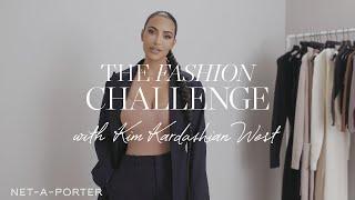 The SKIMS Fashion Challenge with Kim Kardashian West | NET-A-PORTER