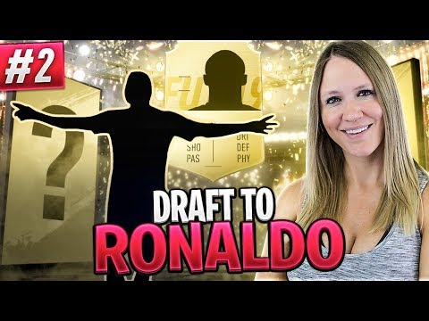 INSANE WALKOUT DRAFT REWARDS!! FIFA 19 DRAFT TO RONALDO #2 !!