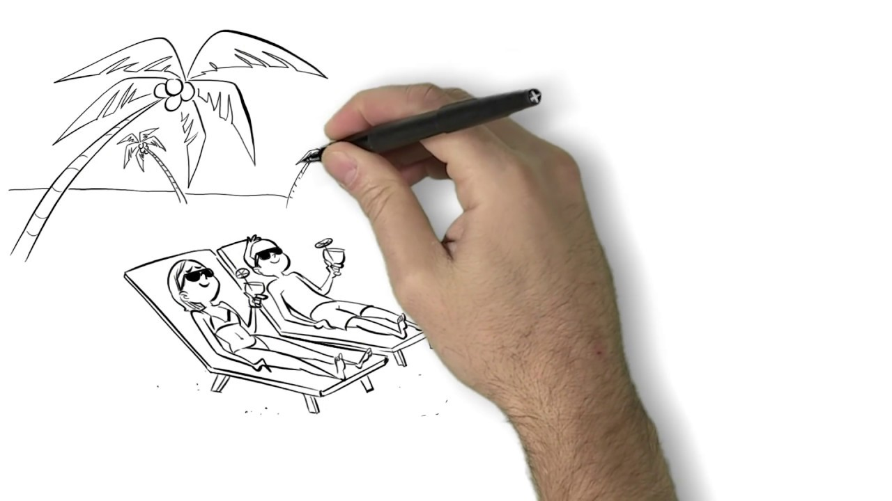 The Asset Exchange - Whiteboard Animation Example