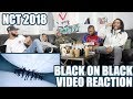NCT 2018 엔시티 2018 'Black on Black' MV (Performance Ver.) REACTION/REVIEW