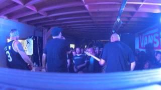 7 Seconds - Not Just Boys Fun @ Flesh And Bones Skatepark, Aalst