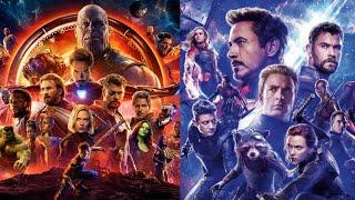 Avengers: Infinity War vs. Endgame - Which Is Better?