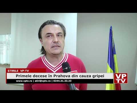 Primele decese în Prahova din cauza gripei