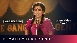 Shakuntala Devi Trailer