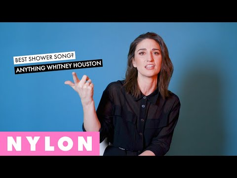 Sara Bareilles Answers Our Rapid Fire Questions - NYLON Video