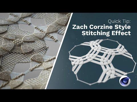 Complex Stitching Effect