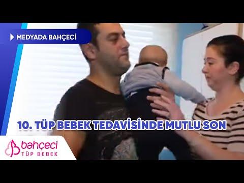 Show Tv – 10. Tüp Bebek Tedavisinde Mutlu Son – Bahçeci Tüp Bebek