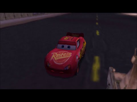 Cars 1 Lightning McQueen Race Gameplay HD