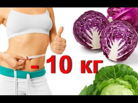 Похудеть на 5-10 кг без вреда для здоровья