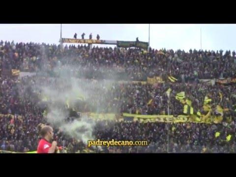 """""""Grito de gol de Aguirregaray - Hinchada Peñarol Clásico Clausura 2016"""" Barra: Barra Amsterdam • Club: Peñarol"""