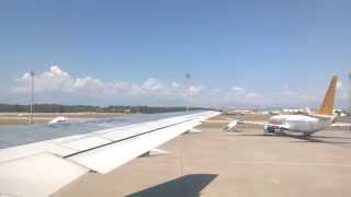 UT-9012, Boeing-767, предвзлетные советы, Анталия. 2015.06.28 10-17