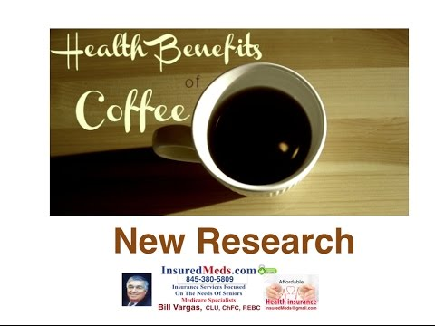 Benefits of coffee: New Research