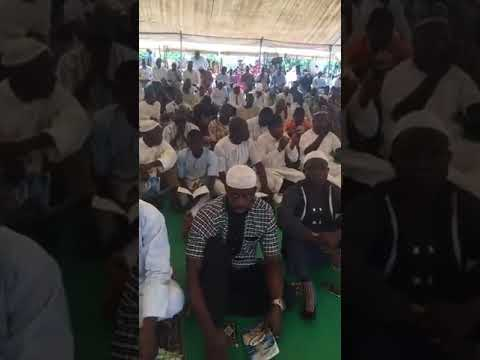 Asalatu JAMAHLIY Headquarters today 12 May 2019