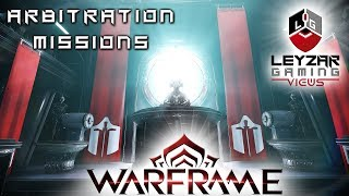 Arbitration Missions - The New Endo Farm (Warframe Gameplay)