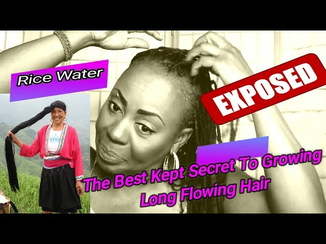 The Best Kept Secret To Growing Long Flowing Hair: EXPOSED!!!