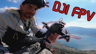 Je vous présente mon nouveau drone | DJI FPV |