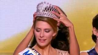 Camille Cerf has been crowned Miss France 2015