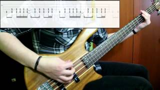 Tool - Forty Six & 2 Bass Cover Play Along Tabs In