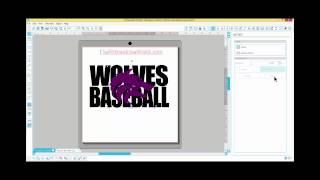 How To Create A Custom Shirt And Decal Design In Silhouette Designer Edition Cameo Software