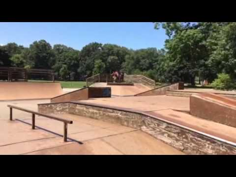 Portage skatepark
