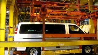 Wentzville GM Plant