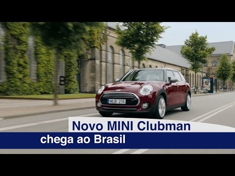 MINI Clubman | New | Lançamento | motoreseacao