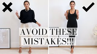 5 Clothing Items Petite Girls Should Avoid + GIVEAWAY!!!