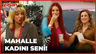 Tülay, Manavla Münasebete Giren Gülistan'ı Rezil Etti! - Yalan Dünya 29. Bölüm