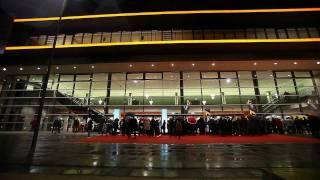 preview picture of video 'offizielle eröffnung der ratiopharm arena ulm/neu-ulm, u.a. mit dj bobo - produziert von bildwerk89'