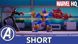 Time Warp | Hasbro Marvel Bend and Flex