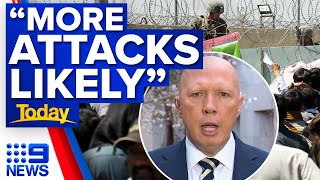 Kabul terror attack: Defence Minister warns of more events like this | 9 News Australia