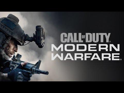 Call of Duty Modern Warfare Live (ENG/GER) Max Rank!!