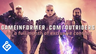 Outriders Exclusive Coverage Trailer