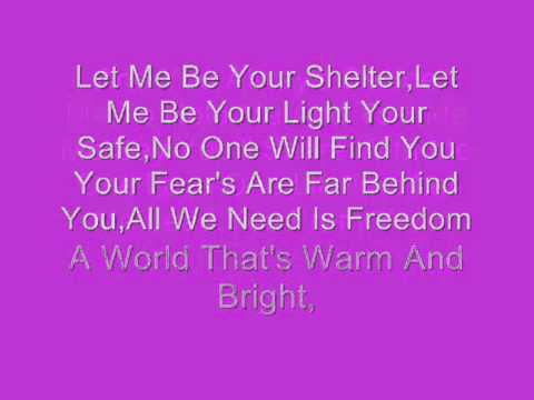 Barbara Streisand-All I Ask Of You (Lyrics)