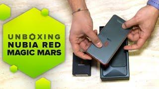Unboxing del Nubia Red Magic Mars: un celular para los amantes de los juegos