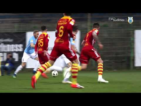 Skrót mecz Stomil Olsztyn - Chojniczanka Chojnice 0:0