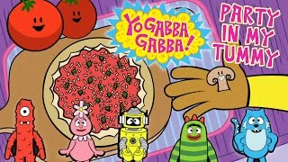 Yo Gabba Gabba! Party in my Tummy App for Kids