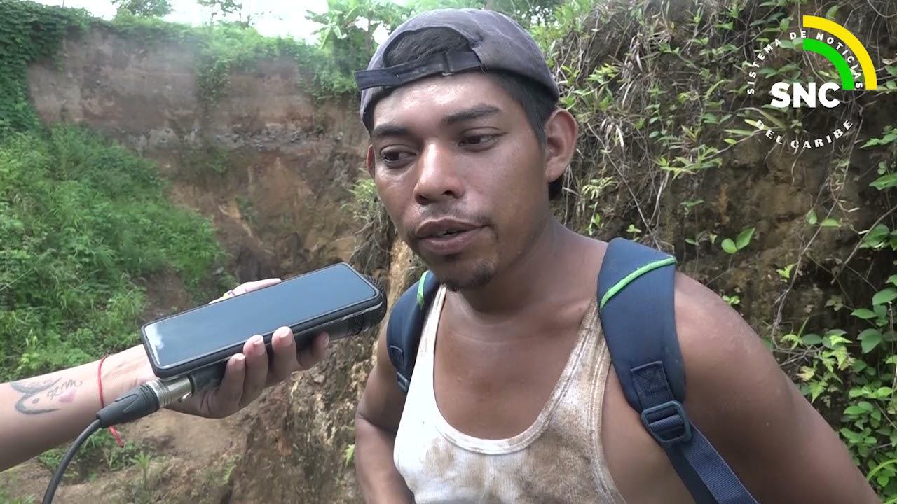 muere minero artesanal