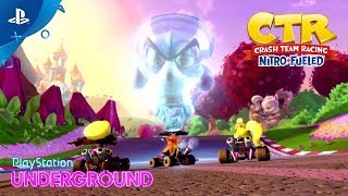 CTR Nitro-Fueled: 20-Minute Adventure Mode Gameplay Video