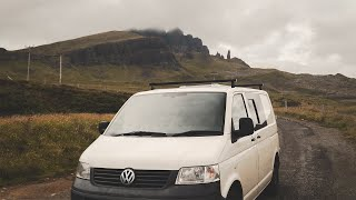 Scotland Has Beaten Us! | Van Life UK